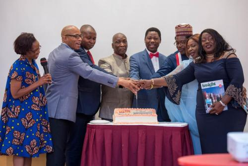 The formal launch of Nigerian Dreams Homes in UK (Dinner)